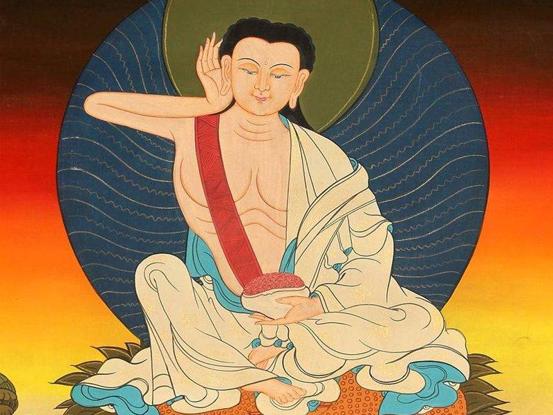 Gruppo Milarepa Buddhismo Mantova Matteo Ferrarini